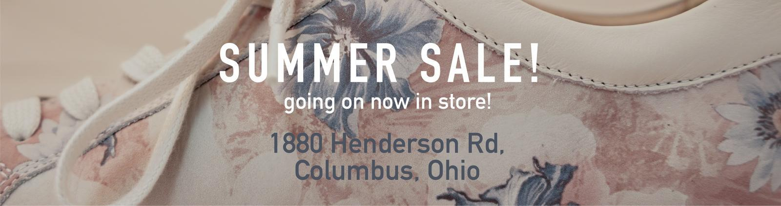 Darrin's Summer Sale